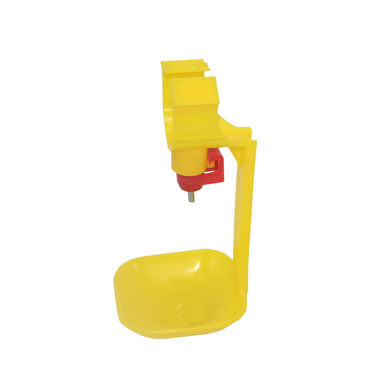 Image 4 - 50 pcs Drinking cups chicken hanging Pheasant water bowl Nipple  drinkers Chicken farming equipment Farm Tools Poultry suppliesFeeding