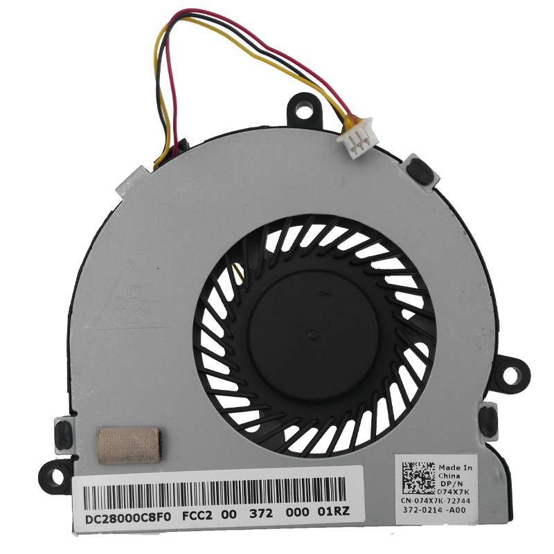 New Laptop Cooling Fan For HP PAVILION 15-G000 15-R000 15-R100 245 G3 250 G3 15-g For Dell Inspiron 15 15R 17 17R 3521 3721 5521 адаптер питания hp 90вт для ноутбуков envy 17 k0xx envy 15 kxxx pavilion 14 v0xx pavilion 17 f0xx pavilion 15 p0xx envy m6 nxxxpavilion 10 f0xx g6h43aa