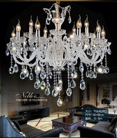 Fashion Home Decorative Luxury Large Modern Crystal Chandeliers With 6 Lights 8lights 15lights Indoor Lights