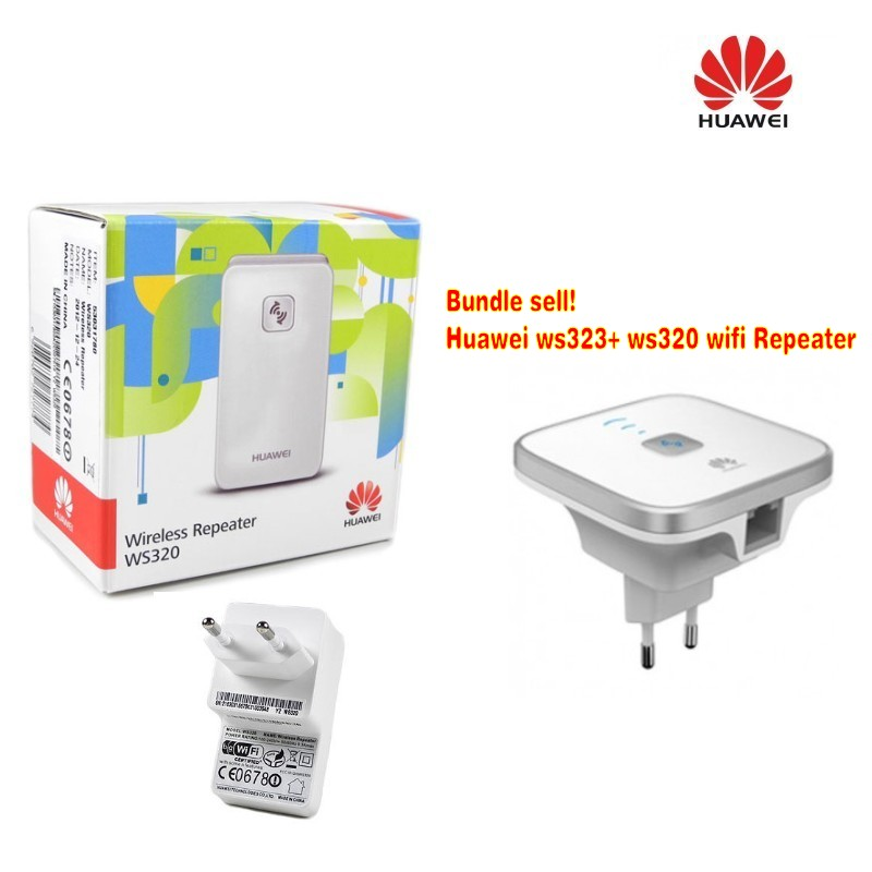 ( bundle sell) Huawei WIFI Extender WiFi Repeater Wireless Router WS320 and WS323