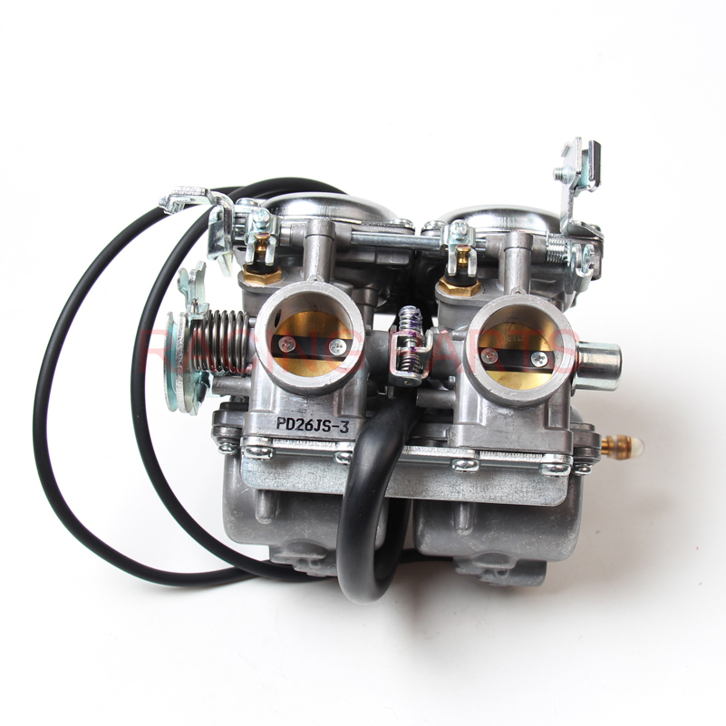 Duplex Twin Cylinders Rebel Carburetor Assy Set Chamber Set for KEIHI CMX 250 CBT250 CA250 300cc Motorcycle Scooter in Engines from Automobiles Motorcycles