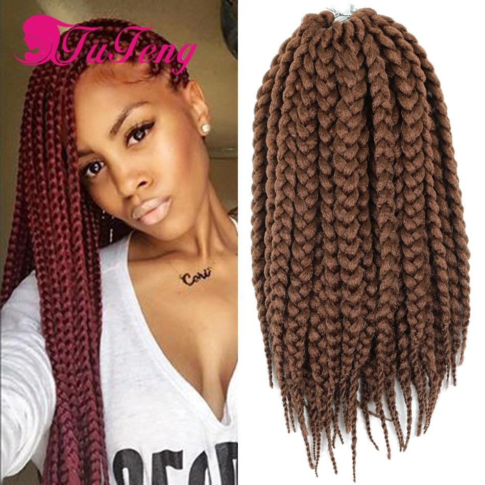 Blonde Crochet Box Braids : Crochet Braids Box Hair Hhavana Mambo Twist Braid Extensions Styles ...