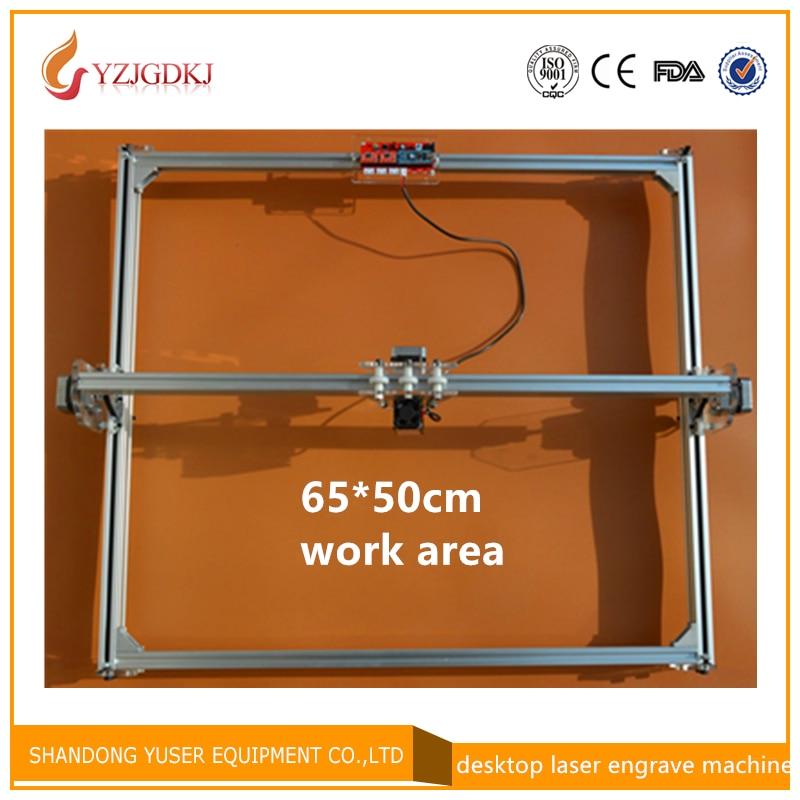 US $205 02 33% OFF|Benbox 405nm 5500mW Mini desktop DIY Laser engraving  engraver cutting machine Laser Etcher CNC print image of 50 X 65 cm logo-in