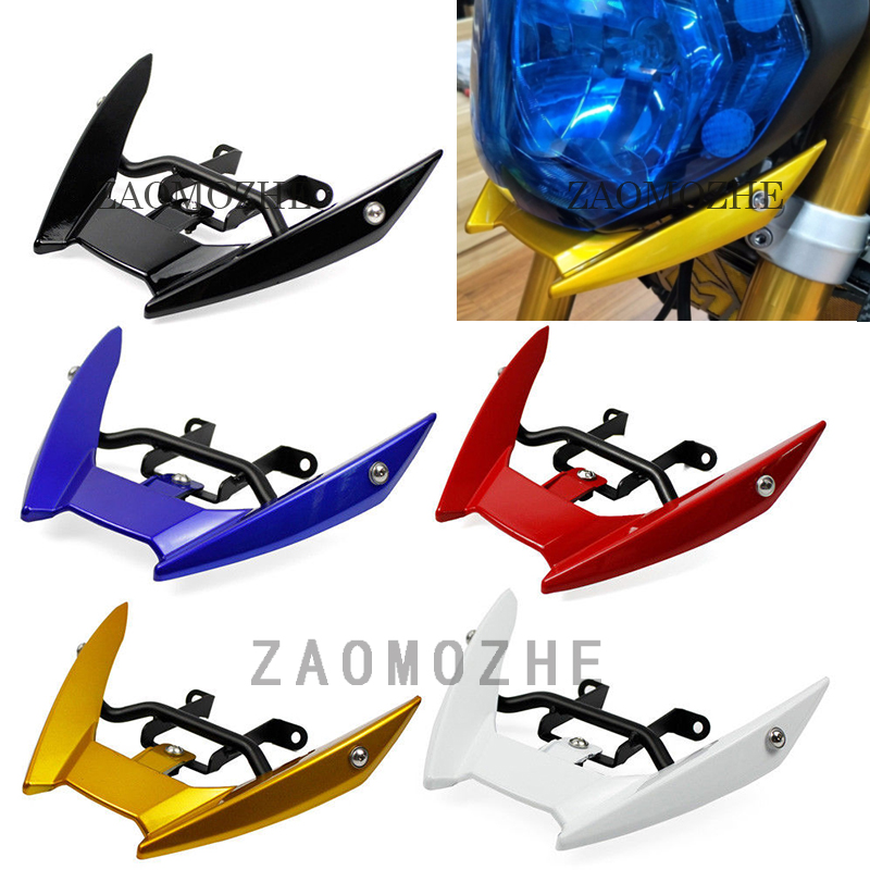 Front Headlight Headlamp Support Bracket Upper Fairing Cowling Stay Holder For YAMAHA MT09 MT 09 mt09