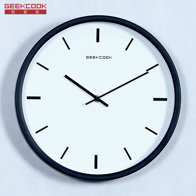 Aliexpresscom buy brand simple clock watch wall clocks for Design wall clocks for living room