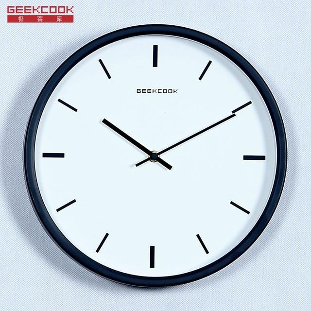 Silent Living Room Wall Clocks