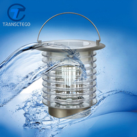 Portable Solar Lights Home Outdoor Garden Landscape Anti Mosquito Insect Zapper Lawn Lamp