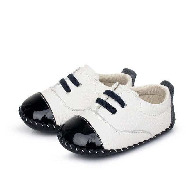 Genuine Leather Baby Boy Girl Baby Moccasins Soft soled Baby Boy Shoes Real Cow Leather Infant Toddler Kids Shoes First Walkers