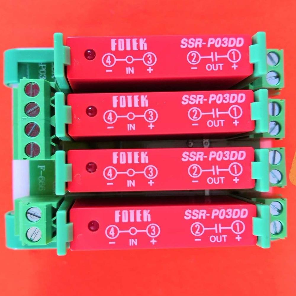 SSR-P03DA  SSR-P03DD  FOTEK  PCB Solid State Module  100% Original New SSR-P03N-4P  SSR-P03N-8P BaseSSR-P03DA  SSR-P03DD  FOTEK  PCB Solid State Module  100% Original New SSR-P03N-4P  SSR-P03N-8P Base