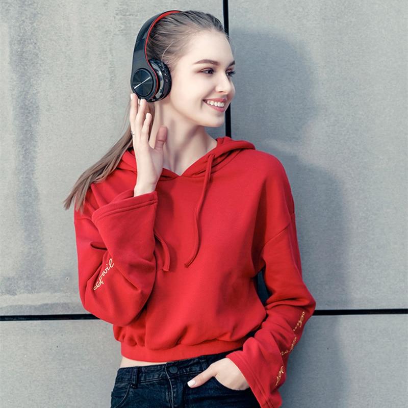 Tourya B7 Wireless Bluetooth Headset Foldable Headphone Adjustable Earphones With Microphone On Wowgadgets