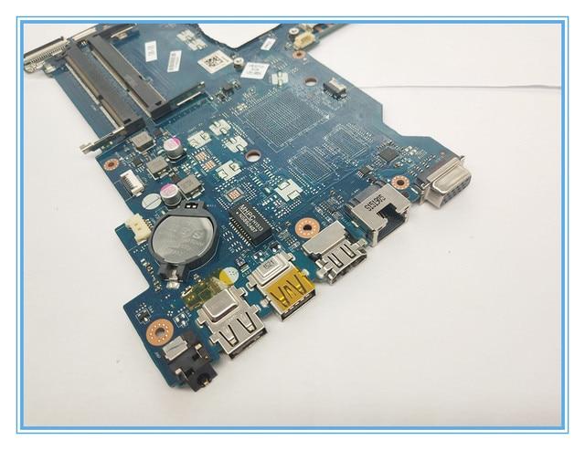 Laptop płyta główna do hp 15-AC 440-G3 440 G3 822041-001 AHL50 ABL52 LA-C701P I3-5005U test 100%