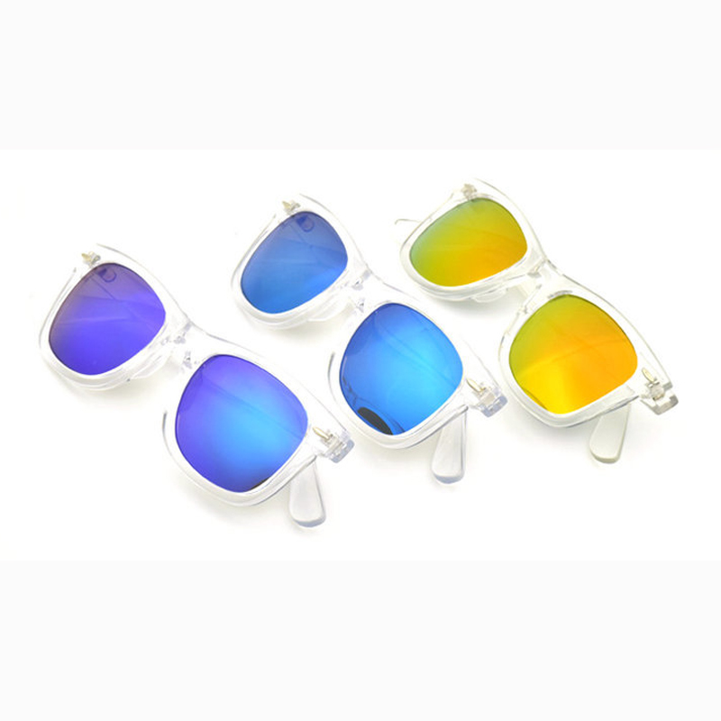Las Mirrored Aviator Sunglasses  por transpa frame sunglasses transpa frame