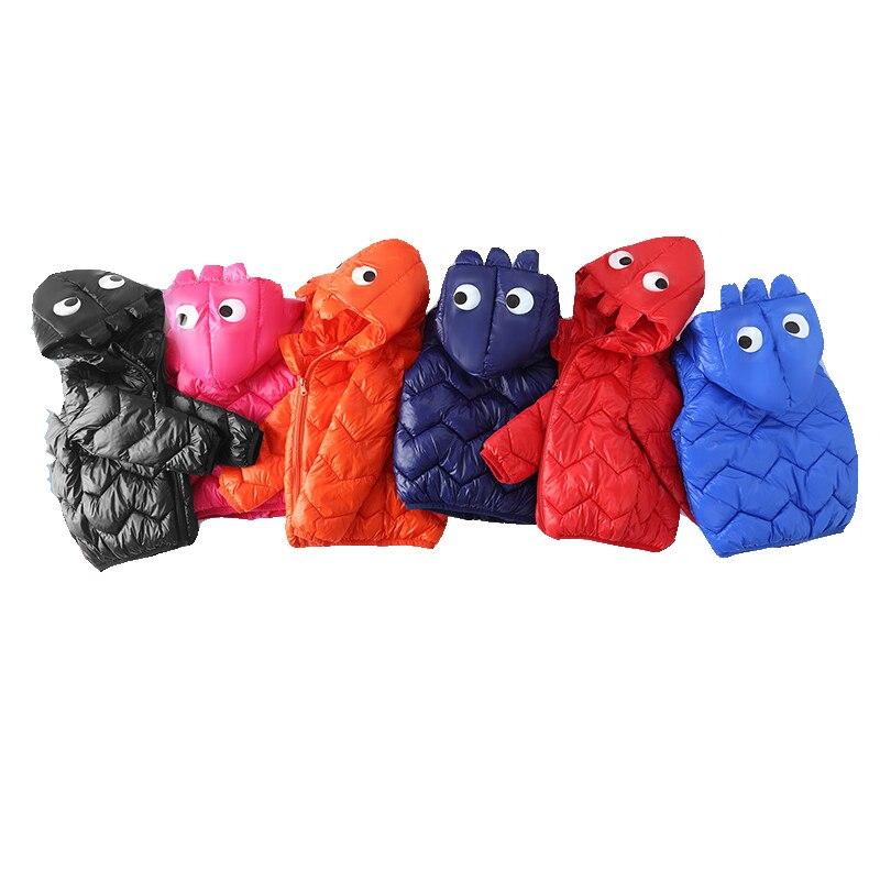 Детское зимнее пальто, очень легкие куртки с героями мультфильмов для маленьких девочек, теплые куртки для мальчиков, осенне зимняя одежда