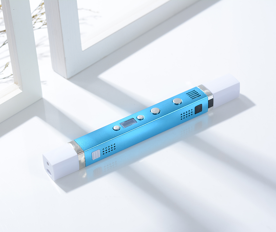 Myriwell 3D Printing Pen With USB Input Hole Gift For Kids And Adults