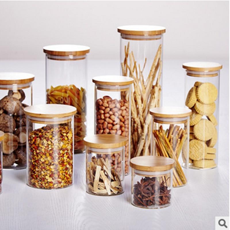 ELETON Gläser und Deckel Lebensmittel Süßwarenaufbewahrung - Home Storage und Organisation - Foto 3