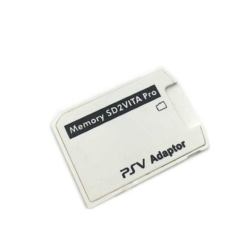 For PSVita Game Card1000 2000 PSV Adapter 3.60 System SD Micro SD card Version 5.0 SD2VITA For PS Vita Memory TF Card Durable
