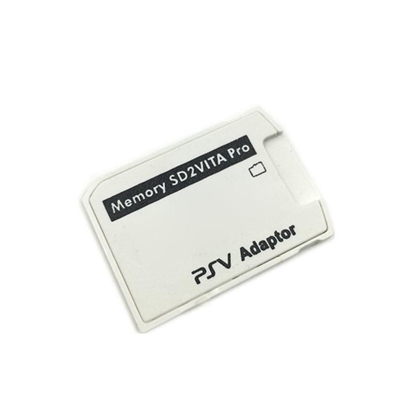Adaptor V5.0 SD2VITA PSVSD Pro pentru card de memorie micro Vita PS - Jocuri și accesorii - Fotografie 3