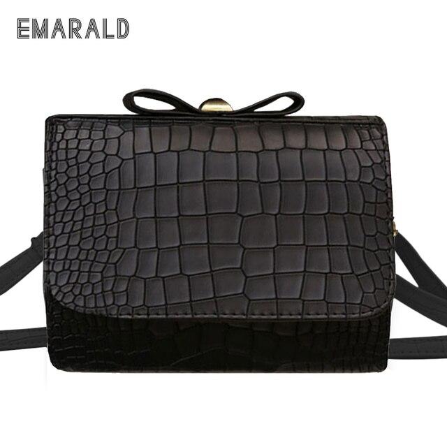 b5fb59813b31 Crocodile leather Women Bag letters Designer Handbags Luxury quality Lady  Shoulder Crossbody Bags women Messenger Bag