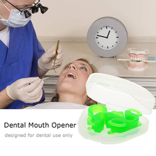 Mouth Opener Silicone Mouth Opener Dentist Expander Cheek Retractor Dental Retractor with 2 Sizes