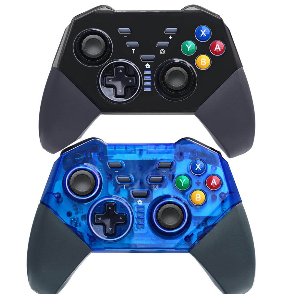 Bluetooth Wireless Controller For Ns Switch Console Joystick This Pro Handle Compatible With Switch Host/computers/phone 40mr25 Up-To-Date Styling Video Games