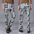 Camouflage Pants Trousers 2016 Hot Dnine Autumn Army Fashion Hanging Crotch Jogger Pants Patchwork Harem Pants Men Crotch