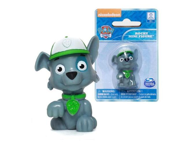 US $2 99 40% OFF|Genuine Paw Patrol PAW PATROL action Figure 1 pc  CHASE,RUBBLE,SKYE, marshall, rocky, zuma/ kids toy-in Action & Toy Figures  from Toys