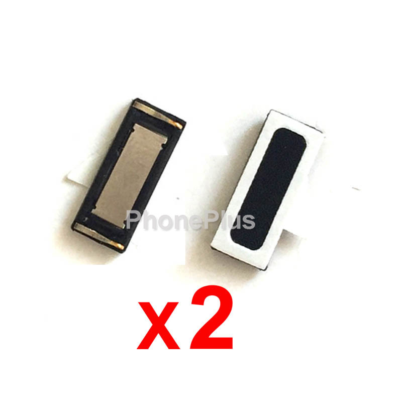 2PCS Earpiece Speaker Receiver Earphone Replacement Part For ZTE Nubia Z11 Mini Z11 Z7 Max NX505J Z7 Mini Z9 Max Mini NX508J