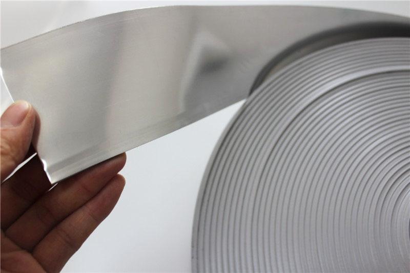 Free shipping Aluminum Plastic Channel Letter Coil Trim Cap Advertising 3D Luminous Letters Making Material + bending plier
