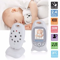 IR LED Wireless Infant Baby Monitor 2 Inch High Resolution Color Video Security Camera Nigh Vision
