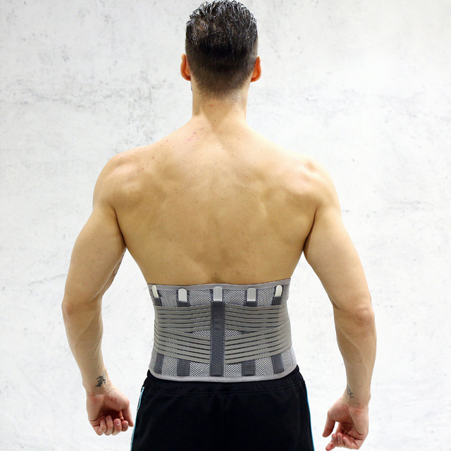 Slimming Body Shaper Sport Girdle Belt Sweat Waist Abdominal Trainer Trimmer Belt Fitness Equipment Sports Safety Back Support 4