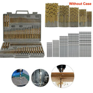 Dutoofree Drill-Bit Power-Tool-Accessories Electric-Drill Woodworking Metal Stainless-Steel