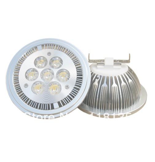 LED G53 GU10 E27 14W QR111 AR111 led spot light 1120lm 100W halogen lamp Free Shipping