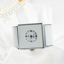 Big Stainless Steel Bracelet Watch Women Watches Luxury Ladies Watch Square Women's Watches Clock relogio feminino reloj mujer
