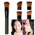 De alta Calidad Profesional Pinceles de Maquillaje Cosmético del Sistema de Cepillo Cara Colorete Fundación Herramientas de Maquillaje Profesional E2shoppin