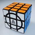 WitEden 3x3x4 Fortalecido Versão Magic Cube Velocidade Enigma Cubos Brinquedos de Aprendizagem Brinquedos Educativos Corpo Preto Clássico Cubo Magico