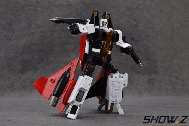 [Show.Z Store] YM 04 Cone heads Ramjet Yes Model  Transformation Masterpiece MP11NR Conehead Seeker With Metal Parts