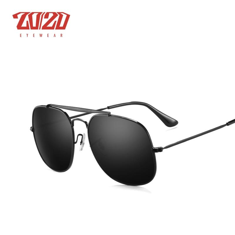 20/20 Brand New Vintage Men Sunglasses Unisex Polarized Square Eyewear Sun Glasses for Women Oculos 17009 5