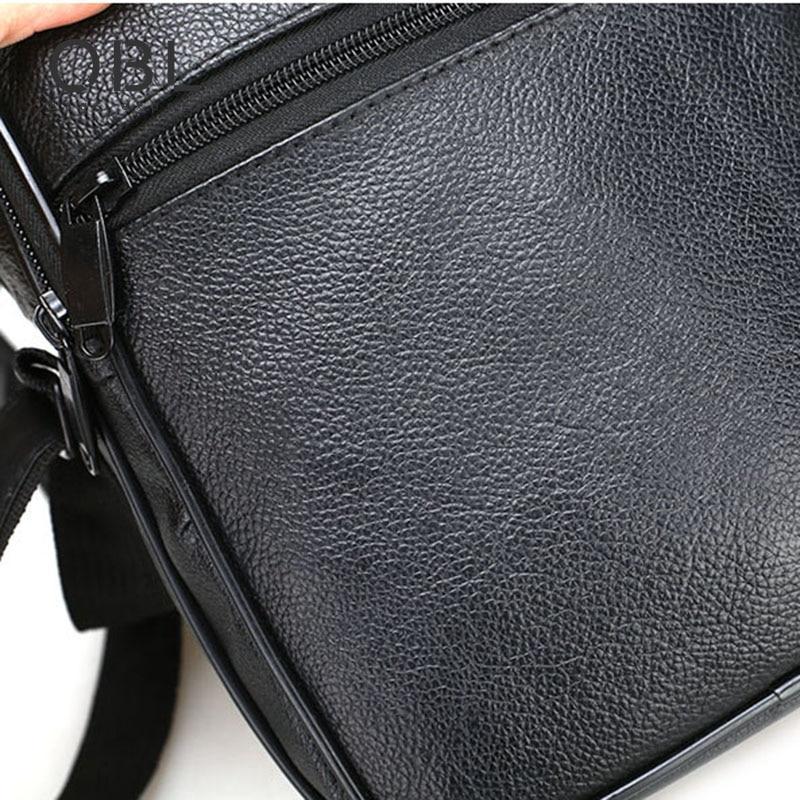 de couro genuíno business casual Color : Black