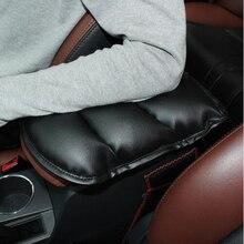 Podkładka pod podłokietniki samochodowe pojazdu konsola środkowa podłokietnik poduszka na siedzenie dla Audi A4 B6 A3 A6 C5 Q7 A1 A5 A7 A8 Q5 R8 TT S5 S6 S7 S8 SQ5