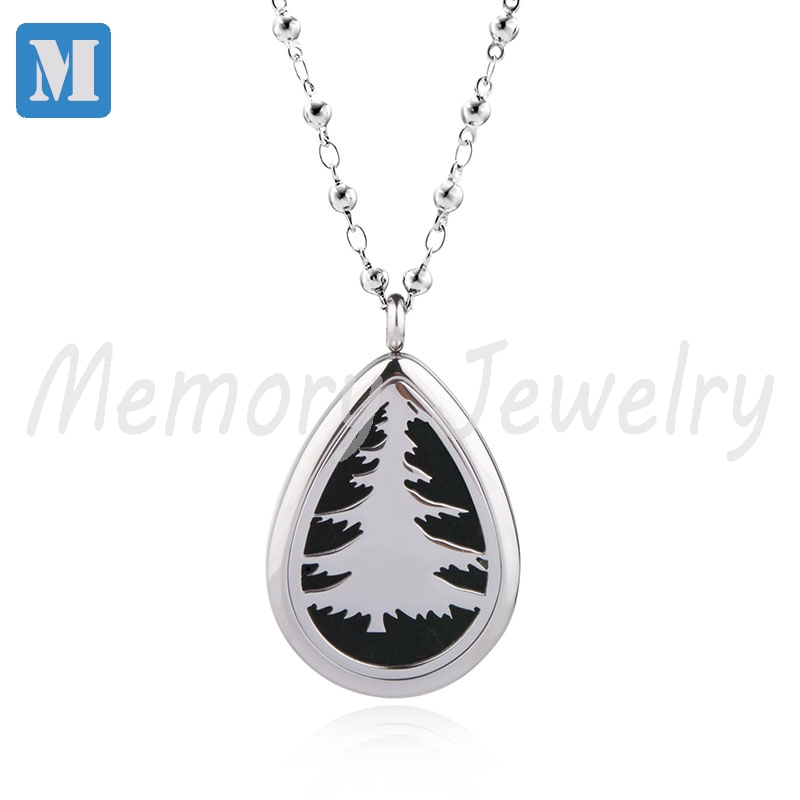 open over stainless overstock teardrop elya steel on orders jewelry shipping floral free locket lockets wheat necklace polish inch chain pendant product high watches