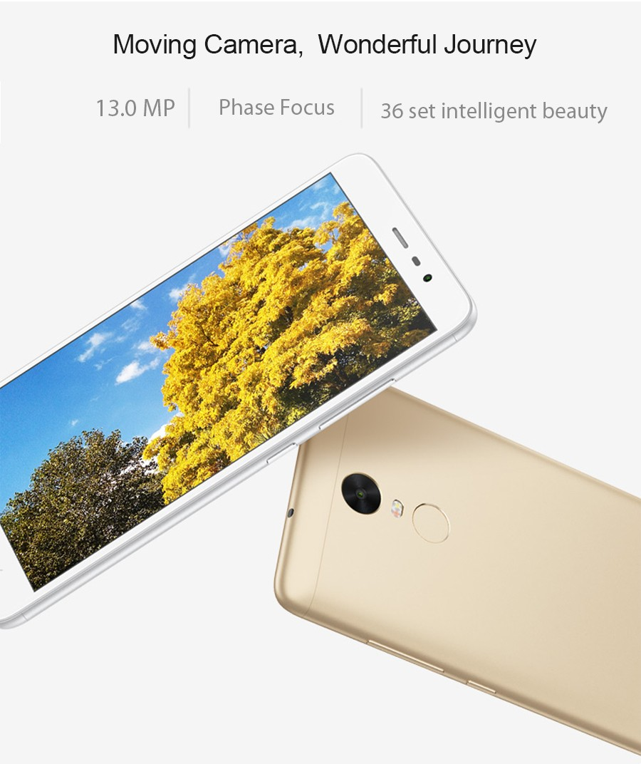 Original Xiaomi Redmi Note 3 Prime Fdd Cell Phone Mtk Helio X10 Octa Pro 32 Gb Gold Core Miui7 Fingerprint Metal Body 3gb Ram 32gb Rom 4000mah In Mobile Phones From