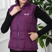 TX1439 Cheap wholesale 2016 new Autumn Winter Hot selling women's fashion casual female nice warm Vest Outerwear