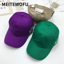 Couple Baseball cap Men Dad summer spring wholesale Hats Women Casual Embroidery caps Adjustable Snapback Cotton Male Hat Visor