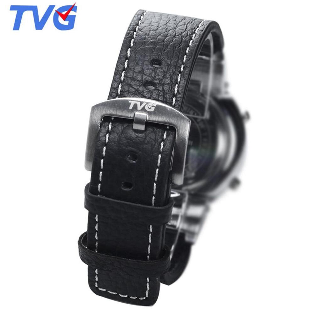Top Brand TVG Ρολόγια Ανδρών Δημιουργική - Ανδρικά ρολόγια - Φωτογραφία 5