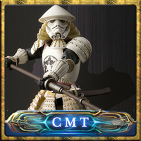 CMT Bandai Tamashii Nations Movie Realzation MMR S H Figuarts SHF Spear Foot Globe Stormtrooper Action