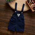 Baby Bibs Boy Pants for Girl Overalls Plaid Shorts Jumpsuits Fashion Casual Pants Children Outfits Kids Clothes Infant Clothing