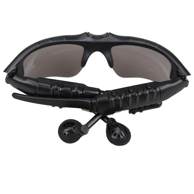 New Cool Style Sunglasses+Bluetooth Talk function Headset Headphone Sun Glasses Micphone