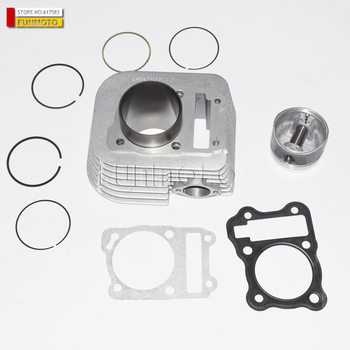 crankshaft/cylinder/piston/pin/rings/gaskets/cam shaft of  LONCIN 200 ATV/LX200-M-AU ATV200
