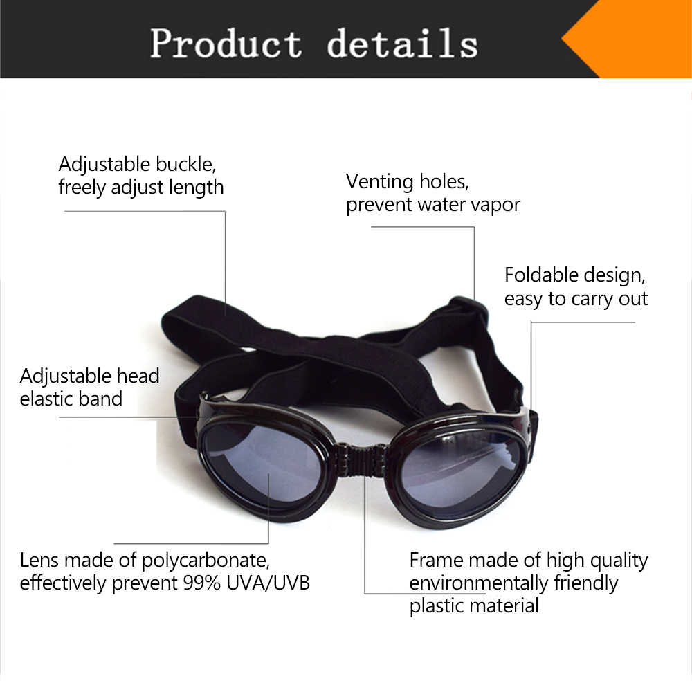 Gafas de gato para mascotas, gafas para perros, productos para mascotas, gafas de sol para perros, accesorios para fotos, accesorios para mascotas suministros