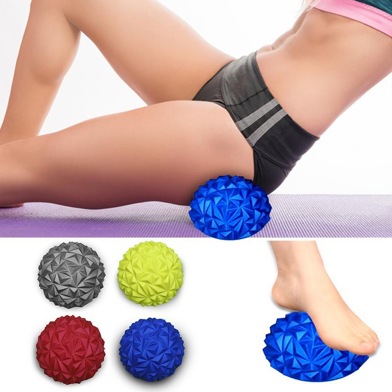 Körper Massage Ball Fitness Massage Kugeln Entspannen Entlasten Müdigkeit Rehabilitation Gym Training Massage Lacrosse Ball Fuß Pflege Werkzeug Haut Pflege Werkzeuge